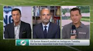 Rapoport: Two playoff teams called Dolphins to inquire about trade for Xavien Howard