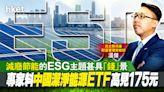 【ESG】中國潔淨能源ETF昨創新高 專家建議仍值得追買 - 香港經濟日報 - 即時新聞頻道 - 即市財經 - Hot Talk