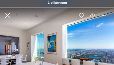 This $169 million New York City listing has 'Zillow Gone Wild' going wild. 'I'm dizzy'