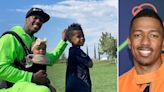 Nick Cannon Introduces Baby No. 7, Son Zen Scott & Shares 'Euphoric And Joyous' Kite Flying Experience With Kids