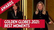 A Night to Remember! Biggest Moments From the Golden Globes
