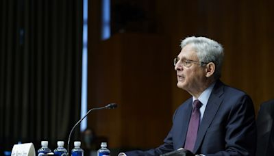 Merrick Garland repeatedly spars with Ted Cruz on whether he sought ethics review