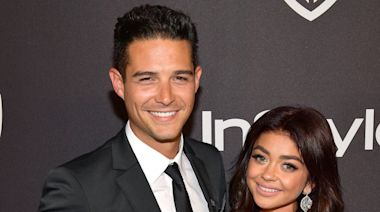 Sarah Hyland Says She and Fiancé Wells Adams Celebrated Their 3rd Anniversary by Voting