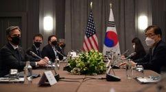 布林肯與韓日談拜登政府對北韓新方針