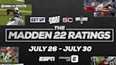 Madden NFL 22 Releases Schedule for Ratings Reveal of Top Positions