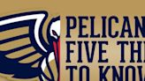 Five things to know about the Pelicans on Oct. 21, 2021 | New Orleans Pelicans