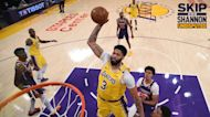Shannon Sharpe: I demand Anthony Davis says he's going to be the MVP, he should be what Kevin Durant is I UNDISPUTED