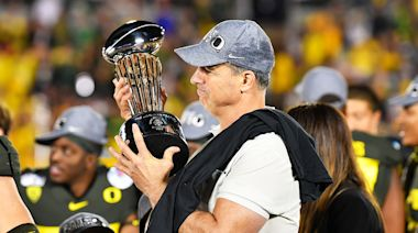 Oregon beats out Alabama, Clemson, Ohio State in 2021 receiver class rankings