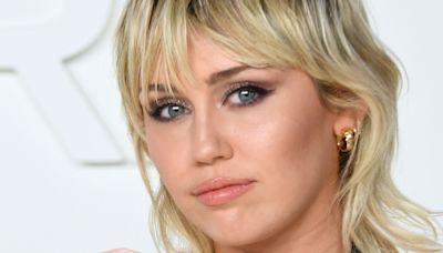 Miley Cyrus Just Got an '80s Mom Haircut