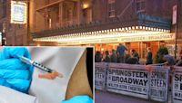 'Springsteen on Broadway' vax restriction