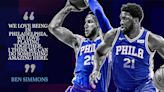 How Joel Embiid and Ben Simmons' franchise-altering partnership has evolved