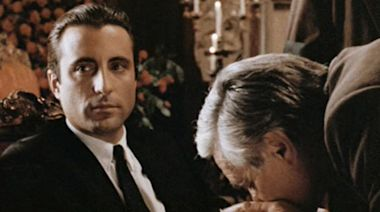 Andy Garcia says he would direct 'Godfather 4' if Francis Ford Coppola gave his blessing: 'Command me as you will'