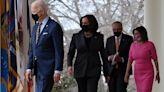 Pelosi, Schumer Huddle With Biden on Voting Legislation