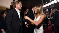 Jennifer Aniston Gives Update On Brad Pitt Relationship: 'We Are Friends'