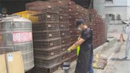 職員快篩陽性 台北畜產公司今停業 市場受波及