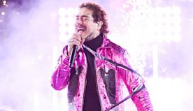 Post Malone Wins Over Courtney Love, Krist Novoselic With Nirvana Tribute | 99.7 The Fox
