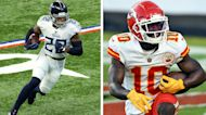 The Rush: Henry and Hill dominate on the field and COVID continues wreaking havoc on NFL