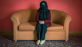 Fleeing Afghanistan: 'Women are imprisoned, while the criminals are free'
