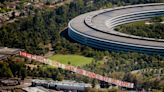EFF Flew a Banner Over Apple Park During Last Apple Event to Protest CSAM Plans