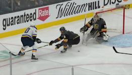 Brandon Saad with a Goal vs. Vegas Golden Knights