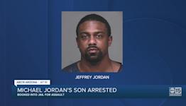 Michael Jordan's son, Jeffrey Jordan, arrested for assault at hospital in Scottsdale