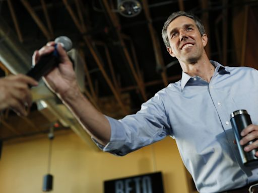 Beto O'Rourke completes 30-mile march for voting rights