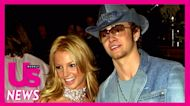 Britney Spears Recalls Ex Justin Timberlake's 'Pep Talk' Before 2001 VMAs