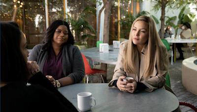 Kate Hudson joins podcaster Octavia Spencer in the trailer for Truth Be Told season 2