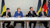 【各懷鬼胎】普京與澤蘭斯基首次會面 東烏克蘭5年戰亂出現「和平曙光」?
