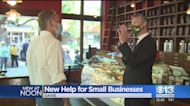 Gov. Newsom Talks About New Help For Small Businesses