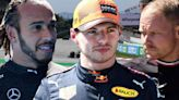 Spanish Grand Prix LIVE: Lewis Hamilton looking to overtake race leader Max Verstappen