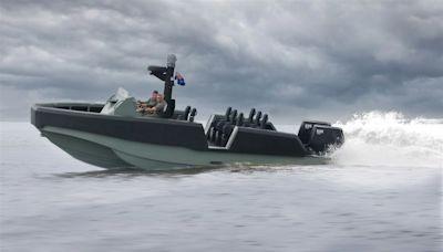 澳快艇整合美通信套件 近岸監偵利器