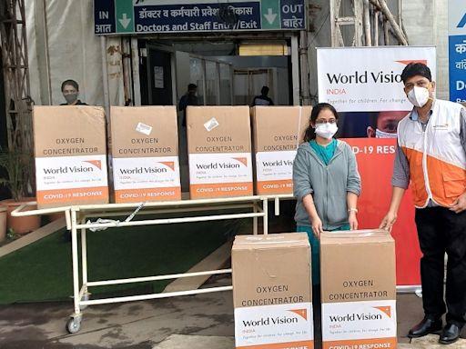 世界展望會不畏艱險 印度、台灣最前線援助脆弱兒童