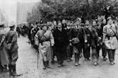 Capitulation after the Warsaw Uprising