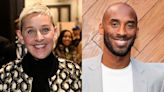Ellen DeGeneres Holds Back Tears and Reminds Everyone to 'Celebrate Life' After Kobe Bryant's Death