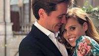 Princess Beatrice's husband Edoardo unveils romantic Paris travels