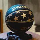 周杰倫 親筆簽名籃球 聯名 范特西 PHANTACi SPALDING GOLD-BALL  斯伯丁 黑金