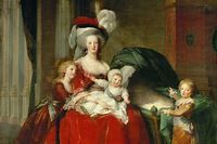 Marie Antoinette, Queen Executed in French Revolution