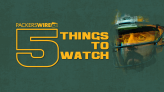Packers vs. Bears: 5 things to watch and a prediction