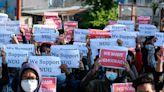 Myanmar Journalists 'Living in Fear' as Junta Curbs Freedoms