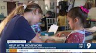 New after school program to help kids with homework