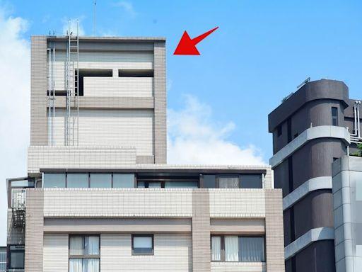 頂樓凸起建築還有小樓梯?內行人:裡面藏的其實是⋯⋯