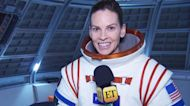 Go Behind the Scenes of Hilary Swank's New Sci-Fi Show 'Away' (Exclusive)