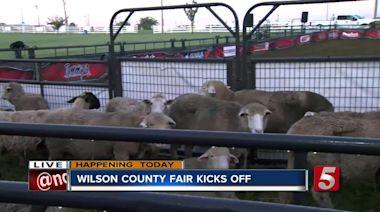Wilson County Fair begins Friday in Lebanon