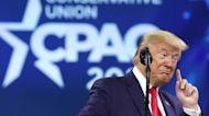 Trump seeks return to spotlight at CPAC summit