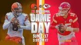 Chiefs vs. Browns live tweets and scoring updates