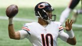 Twitter reacts to Mitchell Trubisky being named Bears' starting QB