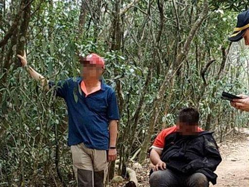 130公斤「高粱哥哥」登山暈倒 救難員全怒:他醉了!