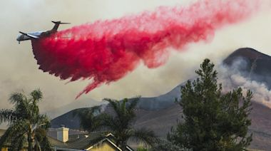 Most evacuations lifted as firefighters gain control over Orange County blazes
