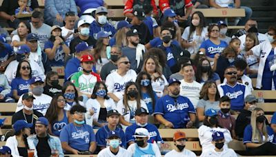 COVID vaccinations or negative test to be required at Dodger, SoFi stadium events